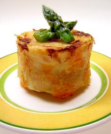 Chicken Timbales picture