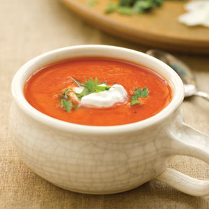 EASY TOMATO SOUP picture