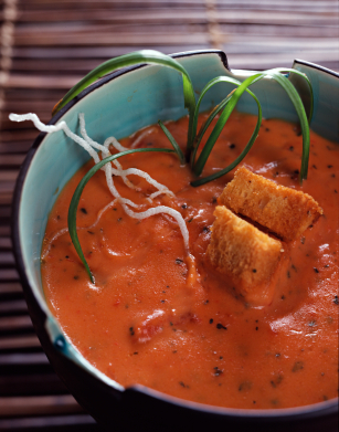 Recipe: Tomato Bisque - 100 Days of Real.