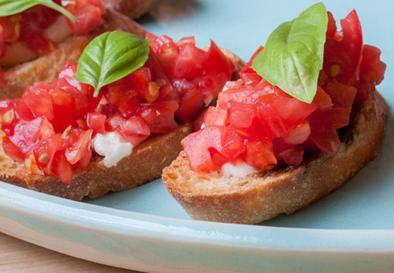 Easy Bruschetta picture
