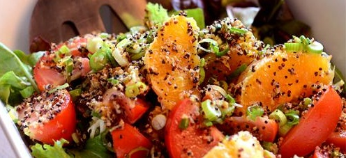 Tomato Citrus Salad picture