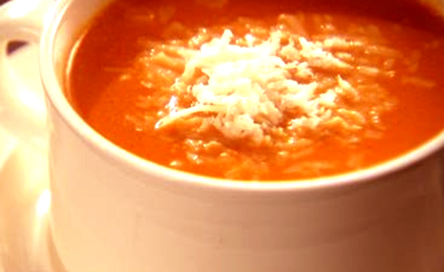 Cream Of Tomato Soup picture