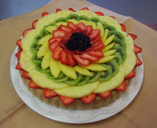 Fresh Fruit Tart picture