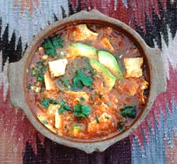 Sopa de Tortilla picture