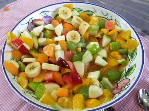 Tropical Fruit Salad picture