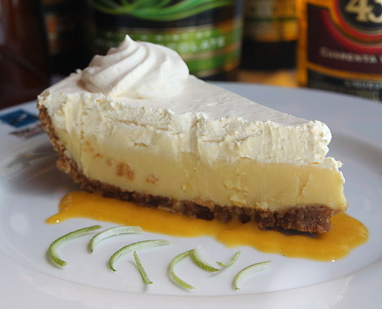Tropical Lime Pie picture
