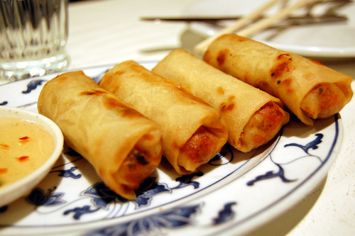 Fresh Spring Rolls picture