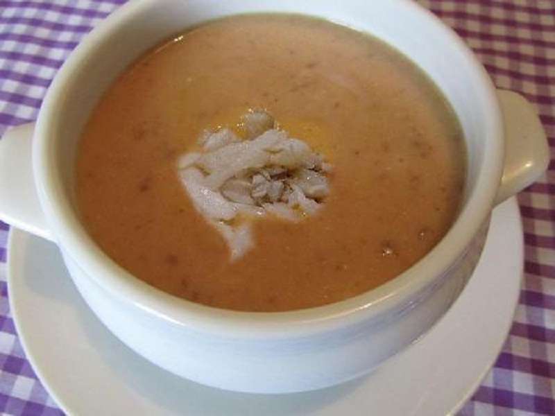 Tuna Bisque picture