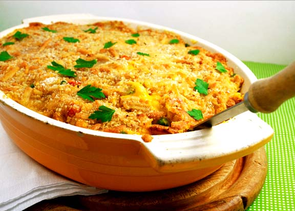 Tuna Vegetable Casserole picture