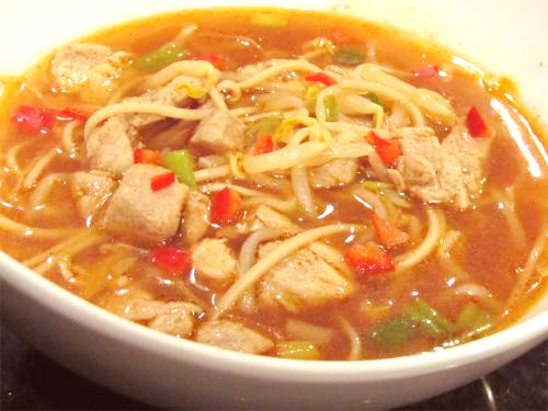 Turkey Noodle Soup picture