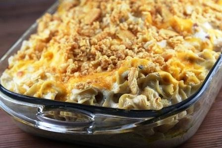 Turkey Tetrazzini picture