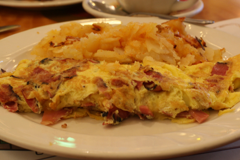Turkish Omelette picture