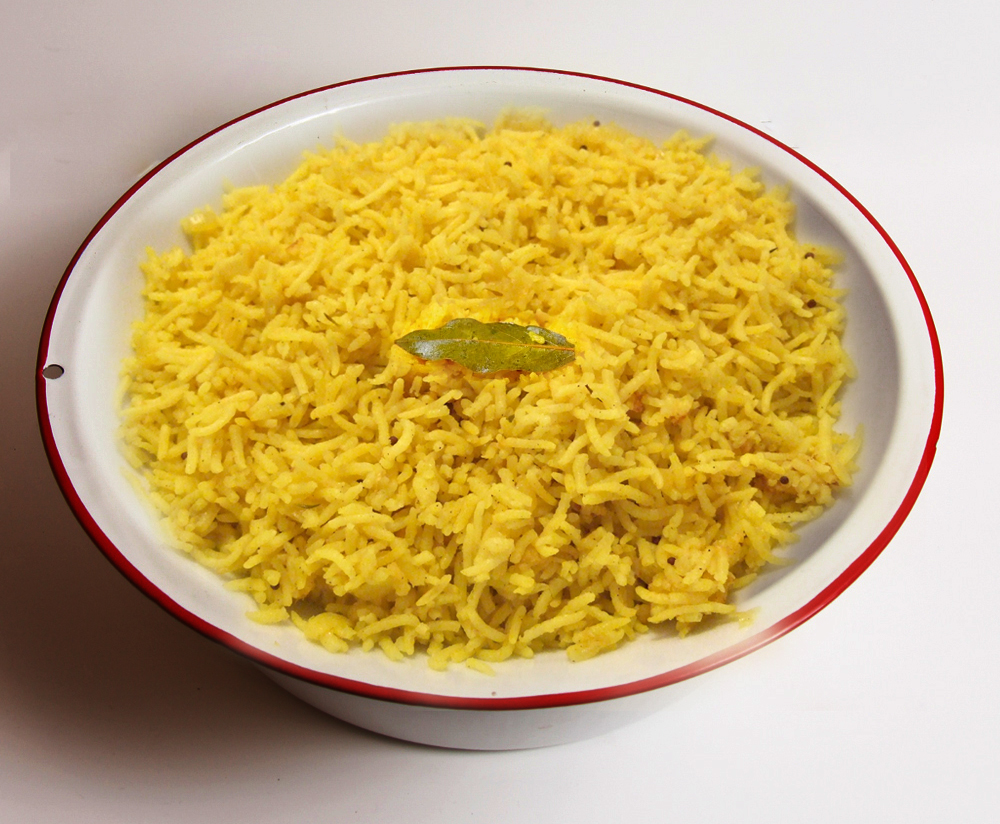 Turmeric Rice picture