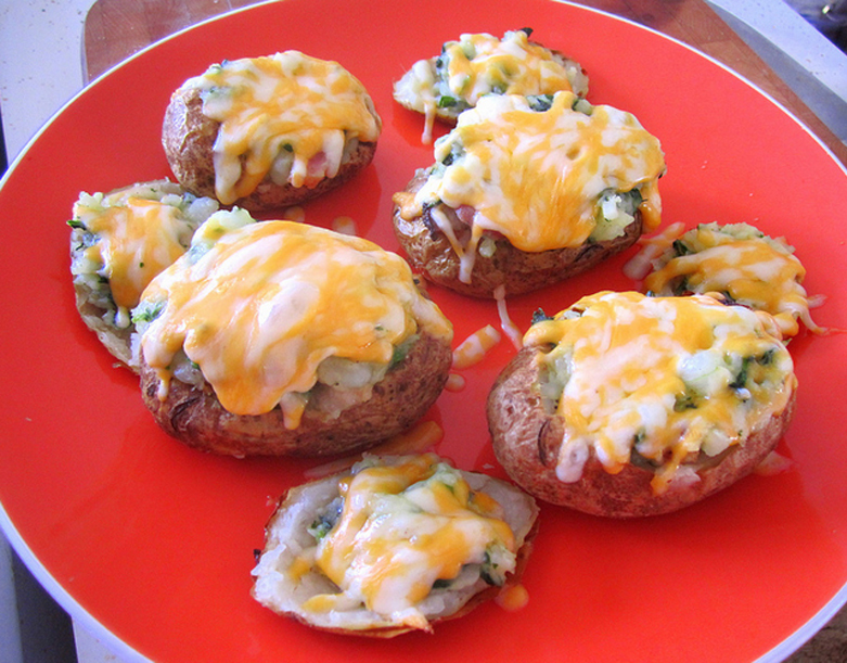Twice Baked Potatoes picture