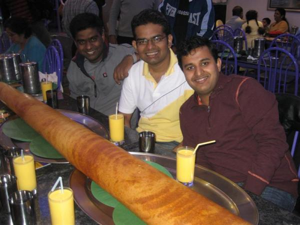Dosa Fan club