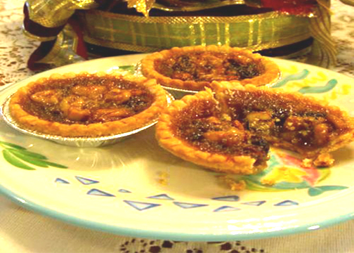 2-bite Butter Tarts picture