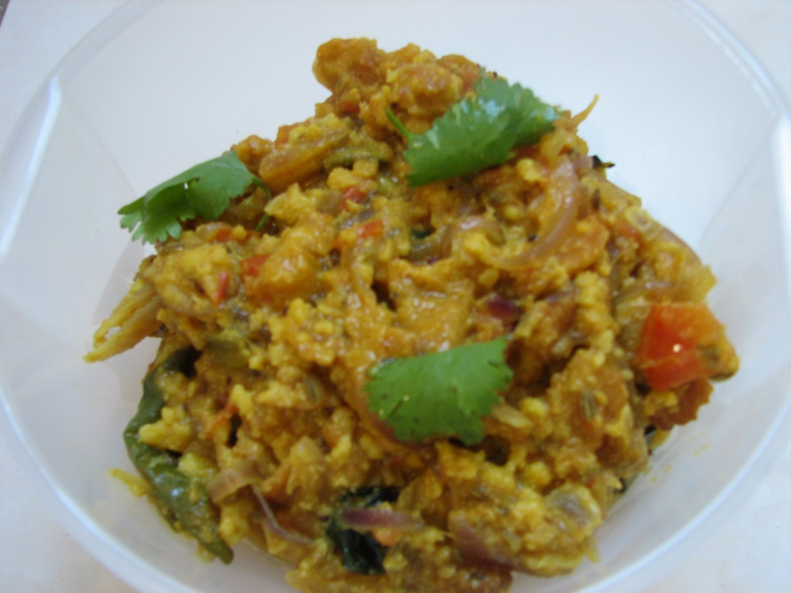 Vadakari (Spicy Lentil Curry) picture