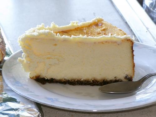 Vanilla Bean Cheesecake picture