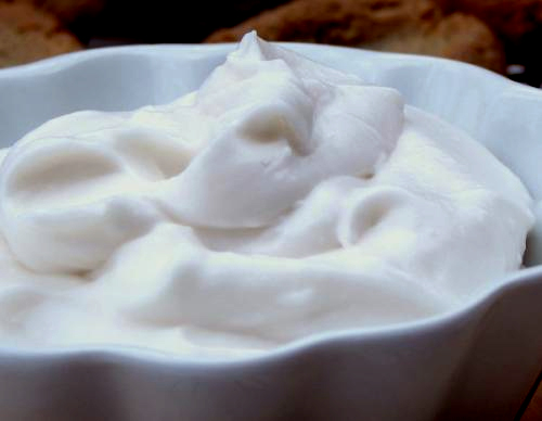 Vanilla Whipped Cream picture
