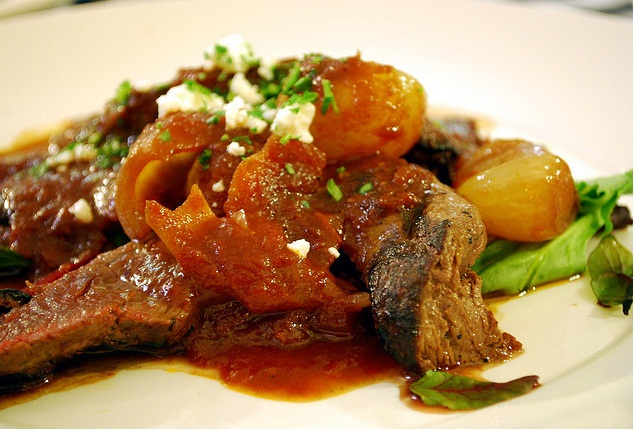 Veal and Mushroom Stifado picture