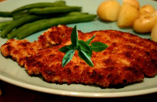 Veal Escallops With Lime picture