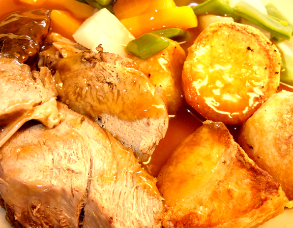 Pot Roast Of Veal picture