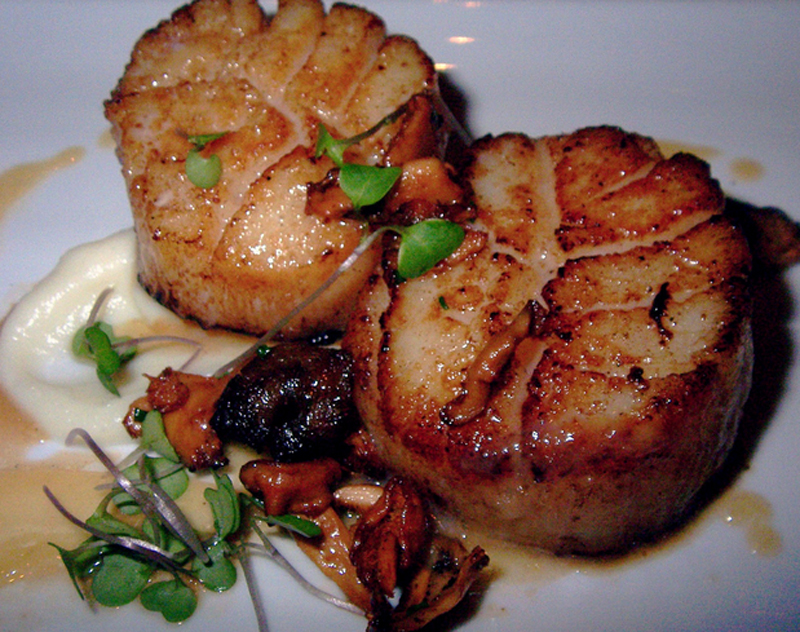 Scallops Of Veal With Sherry Sauce picture
