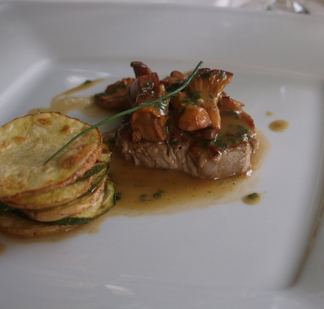 Veal with Mushrooms picture