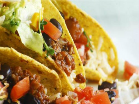 Vegetable Tacos picture