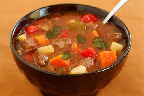 Vegetable Soup picture