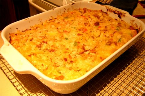 Savory Vegetable Casserole picture