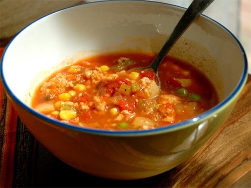 Moldavian Vegetable Soup picture