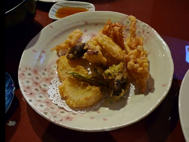 Vegetable Tempura picture