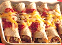 Enchilada Vegetarian  picture