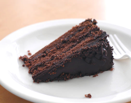 Velvety Chocolate Cake picture