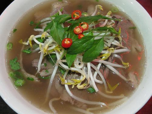 Vietnamese Noodle Soup picture