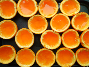 Orange Sauterne Jelly picture