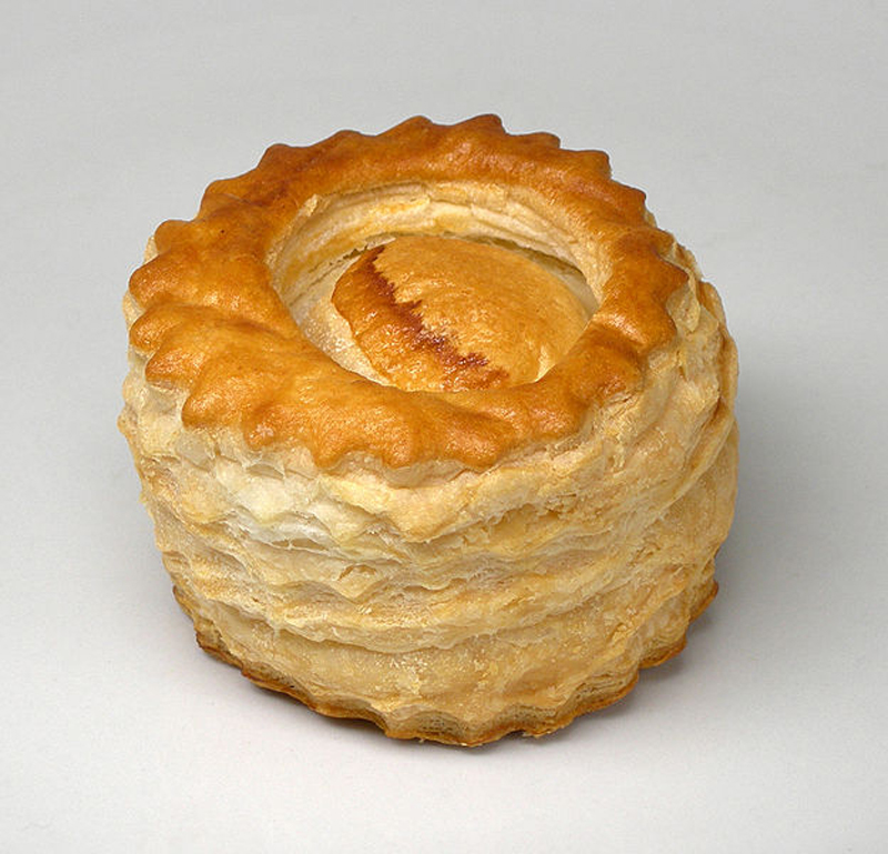 Vol Au Vent Puff Paste picture