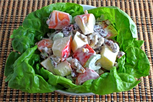 Waldorf Salad picture