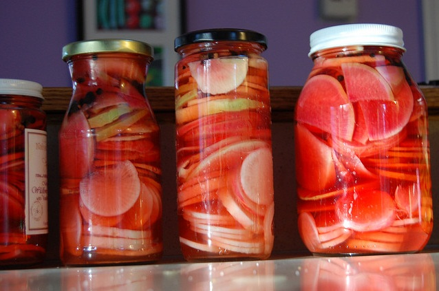 Watermelon Pickle picture