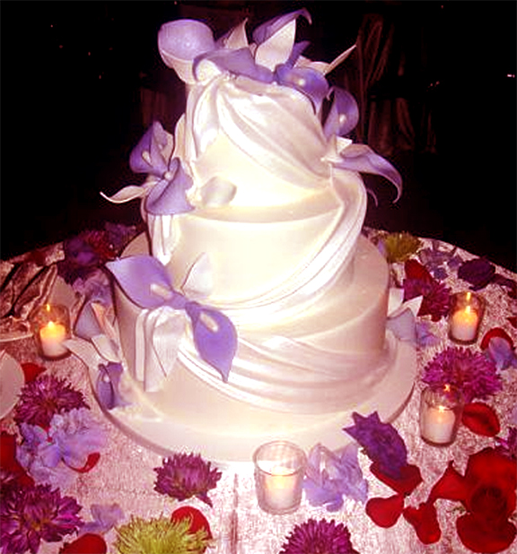 Spiced Wedding Cake picture
