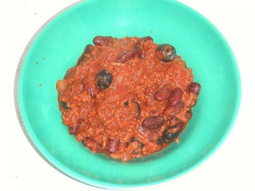 Western Chili Con Chocolate picture