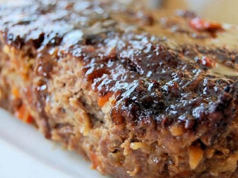 Wheat Germ Meat Loaf picture