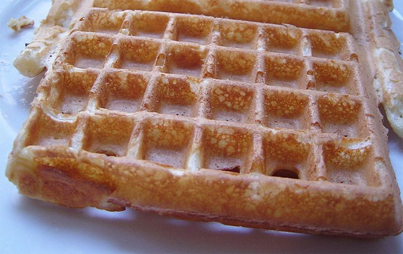 Wheat Germ Waffles picture