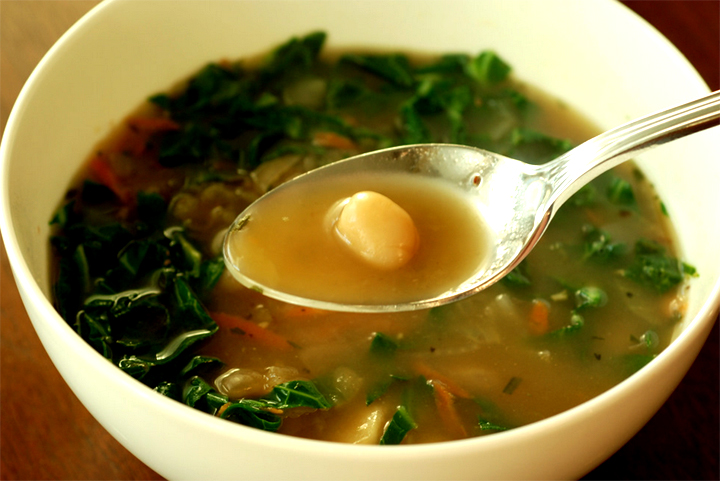 Hearty Mediterranean Soup picture