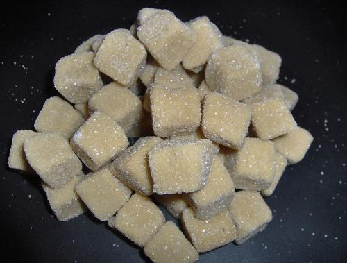 Tangy White Candy picture