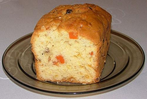 White Fruit Cake picture
