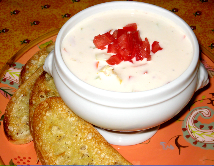 White Gazpacho picture
