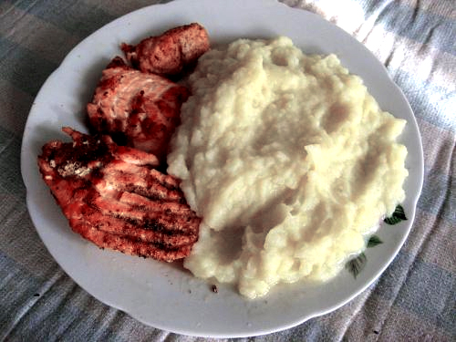 White Vegetable Puree picture