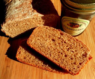 Margaret's Hovis Bread picture